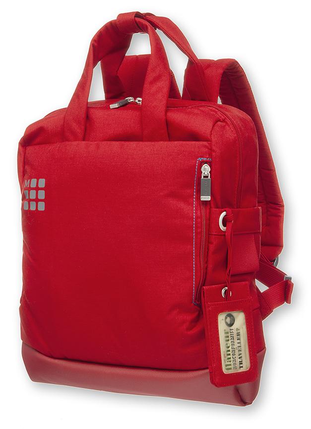 ba2d929e325 Malý batoh myCloud červený