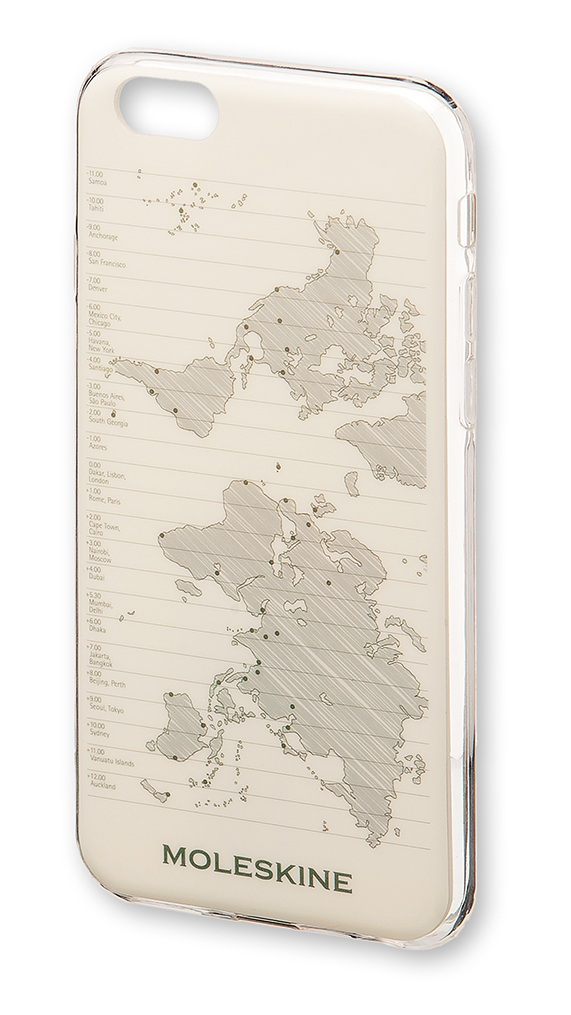Kryt na iPhone 6/6s s mapou