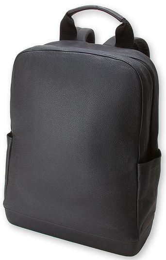ca7dfb879ee Batoh Leather černý empty