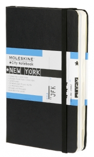 City zápisník Moleskine New York